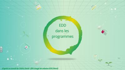 Diaporama EDD