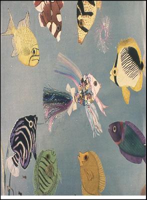 Personnages Le poisson
