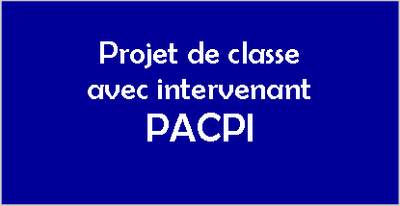 Projet PACPI